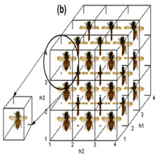 A hybrid multi-agent based particle swarm optimization algorithm[taliem.ir]
