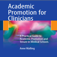 Academic Promotion for Clinicians