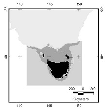 Fuzzy clustering for seafloor classification
