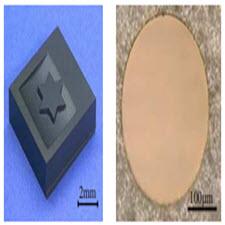 Electrical discharge machining of ceramiccarbon nanostructure[taliem.ir]