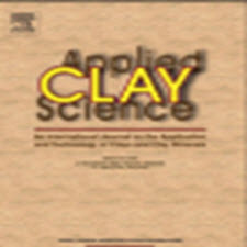 Hardening of clayey soil blocks during freezing and thawing cycles