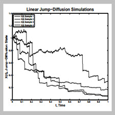 Jump-Diffusions Stochastic Differential Equations: Simulation and Financial Applications