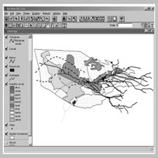 Linking GIS and water resources management models[taliem.ir]