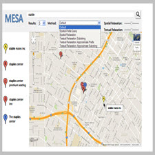 MESA A Map Service to Support Fuzzy Type-ahead Search[taliem.ir]