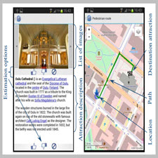 Mobile Application for Guiding Tourist Activities[taliem.ir]