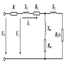 Research on Calculation Model of Voltage Sags Due to High Voltage and Great Power Motor Starting