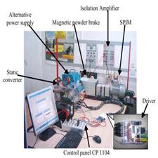 Sensorless Indirect Stator Field Orientation Speed[taliem.ir]