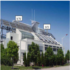 Study of Solar Energy Usage in Green Buildings[taliem.ir]