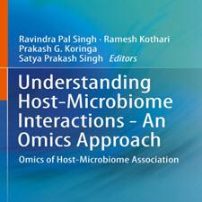 Understanding Host-Microbiome Interactions – An Omics Approach