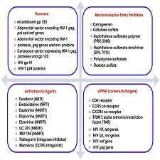 A review of nanotechnological approaches for the prophylaxis of HIV/AIDS